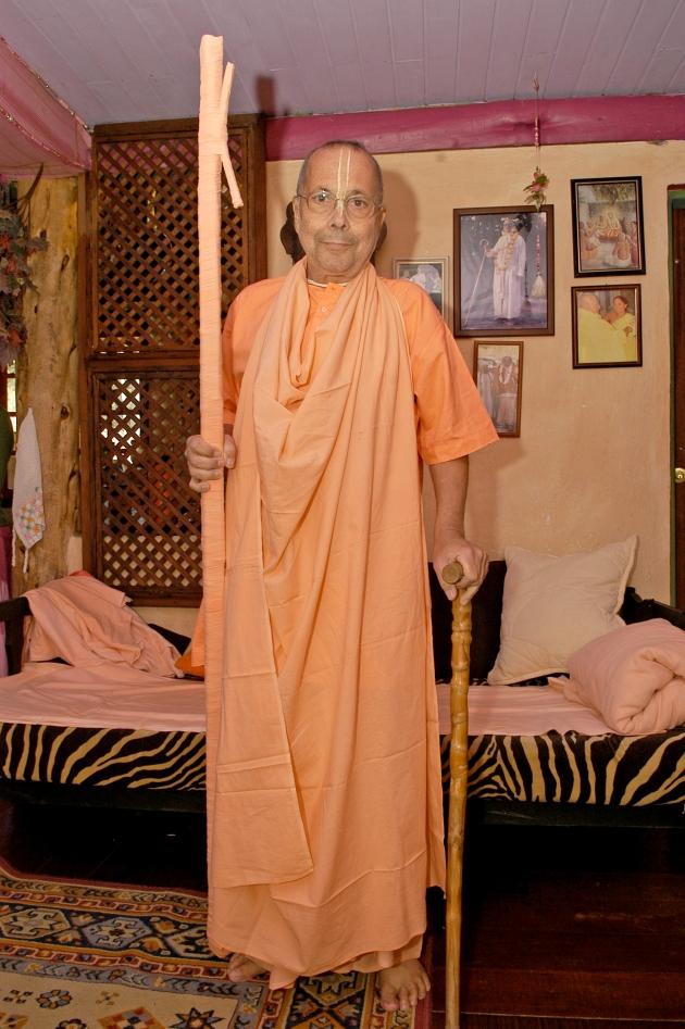 Tapasvi Maharaj oficial